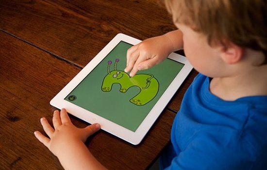 El uso de las tablets en la educación de los niños